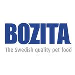 Bozita mini. Лапа помощи. Кошка помогает кошке